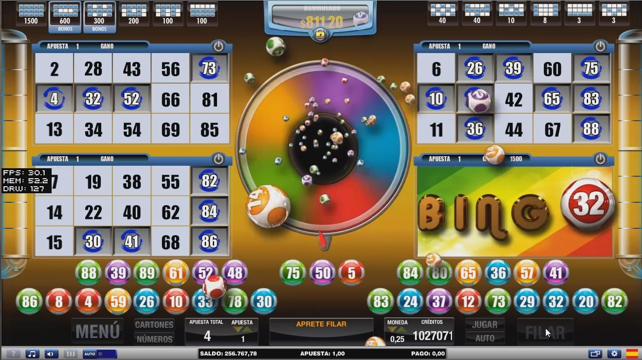 how to choose bingo cards