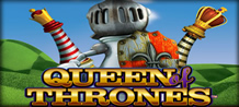 DO YOU LIKE SLOTS...? AND WHAT ABOUT CHESS...? THEN… YOU ARE GOING TO LOVE QUEEN OF THRONES!<br />