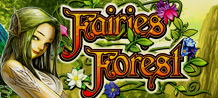 Step into a forest fantasy where the FAIRY can turn her ENTIRE REEL WILD. Up to 3 REELS may be turned WILD on ANY SPIN! Get 3 FOREST symbol to trigger 10 FREE GAMES with TRIPLED WILD WINS! Its MAGIC!