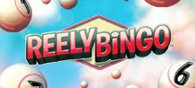 REELY BINGO IS TWO-GAMES-IN-ONE: SLOT AND BINGO SIDE GAME. Get into the Free Spins Bonus with the Slot Bingo Free Side Game Feature and match all of your cards' numbers in the Video Bingo Madness Bonus.