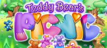 Sweetness and joy are added on this cute slot game where TEDDY BEAR is WILD and adds HONEYCOMBS dripping with tasty looking honey for a sweet treat!